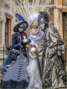 Venetian Costumes, Venetian Carnival Masks, Carnival Of Venice, Masquerade Costumes, Venetian Masquerade, Masquerade Ball, Venice Carnival Costumes, Venice Carnivale, Venice Mask