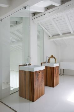 Enchanting Remodel attic into living space,Attic bathroom sloped ceiling and Attic renovation melbourne. Attic Playroom, Attic Rooms, Attic Spaces, Attic Library, Attic Office, Attic Renovation, Attic Remodel, Slanted Walls, Attic Bathroom