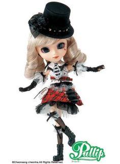 Jun-Planning-Groove-Pullip-Uncanricky-F-586-1-6-Fashion-Doll-Obitsu