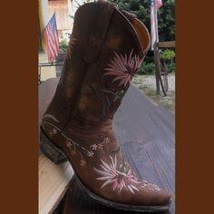 old gringo lakota boot brass   BOTTE MEXICANA OLD GRINGO - Western Attitude