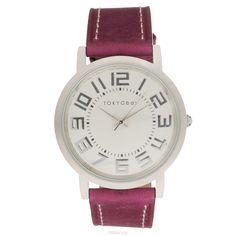 Часы женские наручные Tokyobay Platform, цвет: фуксия. T135-HPK