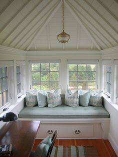 Spaces Sleeping Porch Design, Pictures, Remodel, Decor and Ideas - page 31