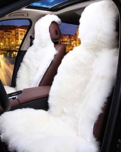 Cheap seat covers universal, Buy Quality sheepskin car seat cover directly from China car seat cover universal Suppliers: ROWNFUR Natural fur Australian sheepskin car seat covers universal size for seat cover accessories automobiles 2016 Car Seat Cover Sets, Car Covers, My Dream Car, Dream Cars, Volkswagen R32, Sheepskin Car Seat Covers, Mustang, Automobile, Girly Car