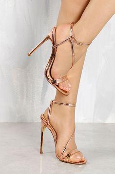 Lola Shoetique - Covet List - Rose Gold, $28.99 (http://www.lolashoetique.com/covet-list-rose-gold/)