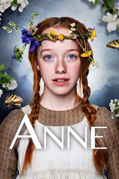 This is Anne Shirley (aka Anne of Green Gables) as she appears in ads for the CBC reboot of the beloved Canadian story. Anne Shirley, Anne Auf Green Gables, Amybeth Mcnulty, Gilbert And Anne, Anne White, Gilbert Blythe, Anne With An E, Shows On Netflix, Anne Netflix