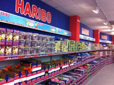 HARIBO Werksverkauf in Bonn