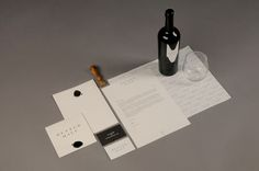 Better Half Wine Packaging & Branding by Daniel Green, via Behance