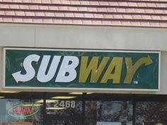 Subway, Simi Valley CA