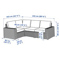 IKEA offers everything from living room furniture to mattresses and bedroom furniture so that you can design your life at home. Check out our furniture and home furnishings! Modular Corner Sofa, Foam Packaging, Modul Sofa, Ikea Usa, Ikea Family, Family Room, Mousse Polyuréthane, Ikea Home, Decks And Porches