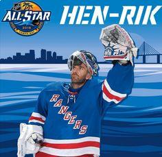 134 Best Henrik The King Images In 2019 Henrik Lundqvist New York