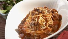 MAGGI fix & frisch Spaghetti Bolognese (für Gäste) - ein erlesenes MAGGI Rezept aus der Kategorie Feiern. Einfach und schnell mit MAGGI Kochstudio.