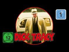 Dick Tracy (Klassiker, Krimi in voller Länge)