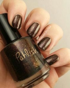 pahlish So Not Married #DoctorWho #nailpolish #nails | Be Happy And Buy Polish