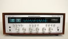 Marantz 2270 w/ Case. THE Benchmark Reciever. Sell today for what they retailed for 40 years ago. I love mine. 'Til death do us part.
