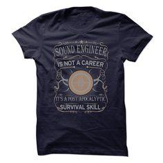 Sound Engineer Is Not A Career T Shirt, Hoodie, Sweatshirt