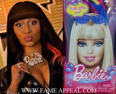 #NickiMinaj #Barbie
