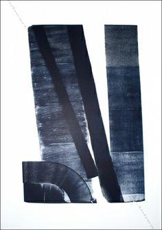 Lithograph - Hans Hartung -  L-28-1973