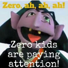 Zero attention