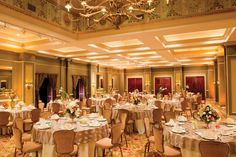 Book Harry's Savoy Ballroom for your wedding in Delaware! They offer a sophisticated setting that is sure to let every bride shine! #Delaware #wedding