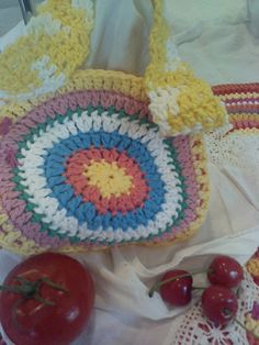 Cottage Chic Crochet Prairie Funky Boho Gypsy by BowlaCherries