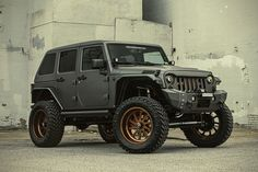Jeep Wrangler Nighthawk