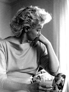 """Marilyn Monroe (infinitemarilynmonroe:  """"Personally, if I can...)"""