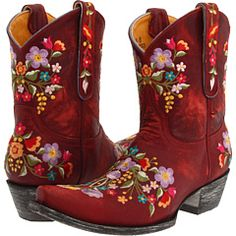 I love Old Gringo boots