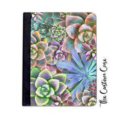 Succulent Ipad Case Cactus Ipad Case Ipad Succulents Cover