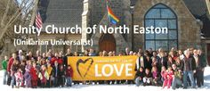 standing on the side of love | Unity Church Historical Links