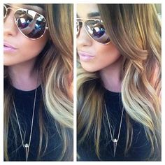 .@Ashley Bias   Thanks @styltish @styltish I loooooove my hair #touchup #newhair #ombre #sca...   Webstagram - the best Instagram viewer