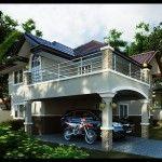 """รวม 16 บ้านสวยในฝัน """"โมเดิร์น – ร่วมสมัย"""" ไว้เป็นแรงบันดาลใจสำหรับบ้านหลังใหม่"""