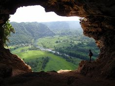 Cueva Ventana in Puerto Rico, means Window Cave. Will be checking this place out this week!