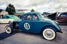 Classic Coupe Race Car   Flickr - Photo Sharing! Classic Race Cars, Antique Cars, Eye Candy, Racing, Vehicles, Cutaway, Vintage Cars, Running, Auto Racing