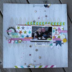 Paperie July 2014 Scrapbook kit-lori s lunch in banff2