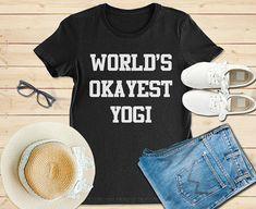 Funny yoga shirt