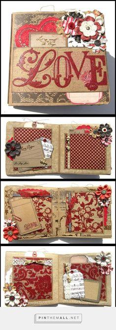 paper bag album - created via http://pinthemall.net