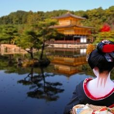 The mystery of the geisha in Kyoto Japan.