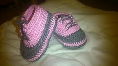 Ravelry: Sporty Boots pattern by SchaDesign