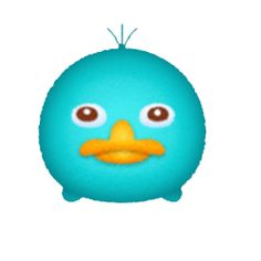 Perry is a platypus, who belongs to Phineas and Ferb. They think he's just an ordinary pet, but. Tsum Tsum Characters, Movie Characters, Tsum Tsum Coloring Pages, Maleficent Dragon, Baby Binky, Tsumtsum, White Rabbits, Disney Tsum Tsum, Phineas And Ferb