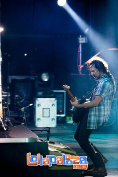 Pearl Jam by LollapaloozaFest, via Flickr