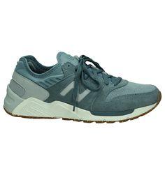 exclusieve New Balance ML009 Lage Blauw/Grijze Sneakers