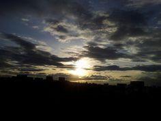 Morning #cloud #nubes