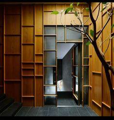 hiroshi nakamura nap architects graz atelier residence tokyo 中村拓志 建築