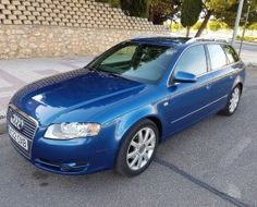 Audi A4 S Line, din 2006 Audi A4, Volkswagen, Toyota, Ford, Bmw, Vehicles, Car, Vehicle, Tools