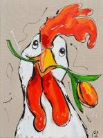 Corrie Leushuis - Love the flower