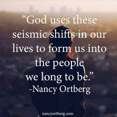 Light can thread its way into the darkest places of our lives, bring hope and renewal. Nancy Ortberg writes about this in her new book Seeing in the Dark.