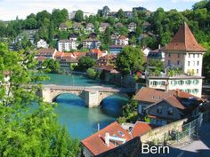 Bern, Switzerland; 1996? on a school trip to Europe