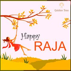 Celebrate the odia festival of happiness with your family and friends. Happy Raja to all. Golden Tree, Best Hotels, Happiness, Sea, Friends, Happy, Poster, Amigos, Bonheur