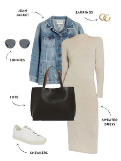 Budget-Friendly Fall 2020 Capsule Wardrobe for Moms | The Everymom