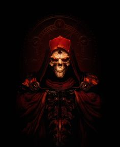 Diablo Ii, God Of War, Over The Moon, World Of Warcraft, Dark Fantasy, League Of Legends, Game Art, Statue, Artwork